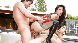 Dana Vespoli & Erik Everhard & Toni Ribas in Perfect Slaves #4 Movie