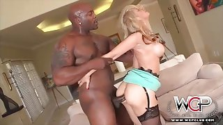 Sarah Vandella is an anal whore for BBC