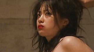 Asian Babe is a slave in prison part1