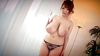Incredible Japanese girl Hitomi Tanaka in Fabulous JAV censored Fingering, MILFs movie