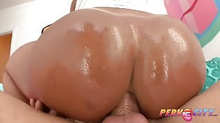 Serious cock for a gorgeous busty milf and hard anal