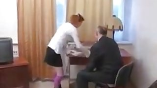 STP5 Schoolgirl Loves Her Fucking Detention !