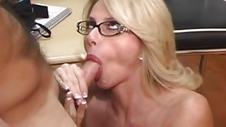 Fabulous pornstar Penny Porsche in incredible cunnilingus, blonde xxx movie