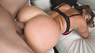Big Ass Julianna Vega Bent Over And Getting Plowed POV